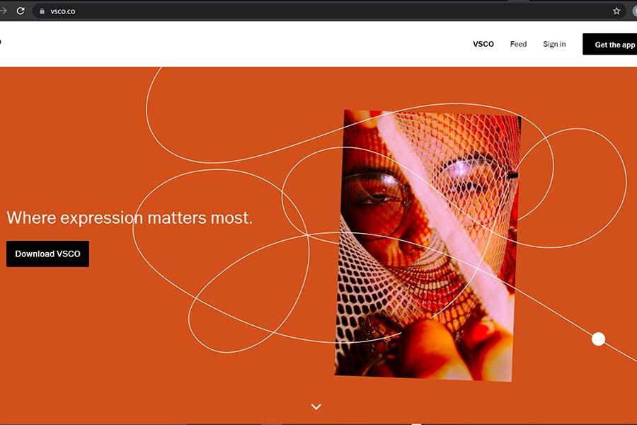 приложение для обработки фото vsco