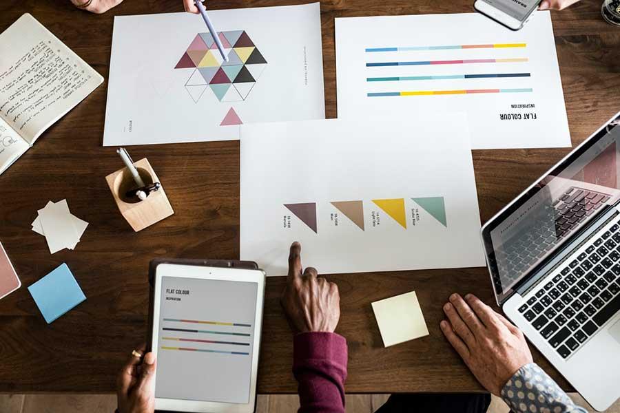 как создать фирменный стиль, этапы