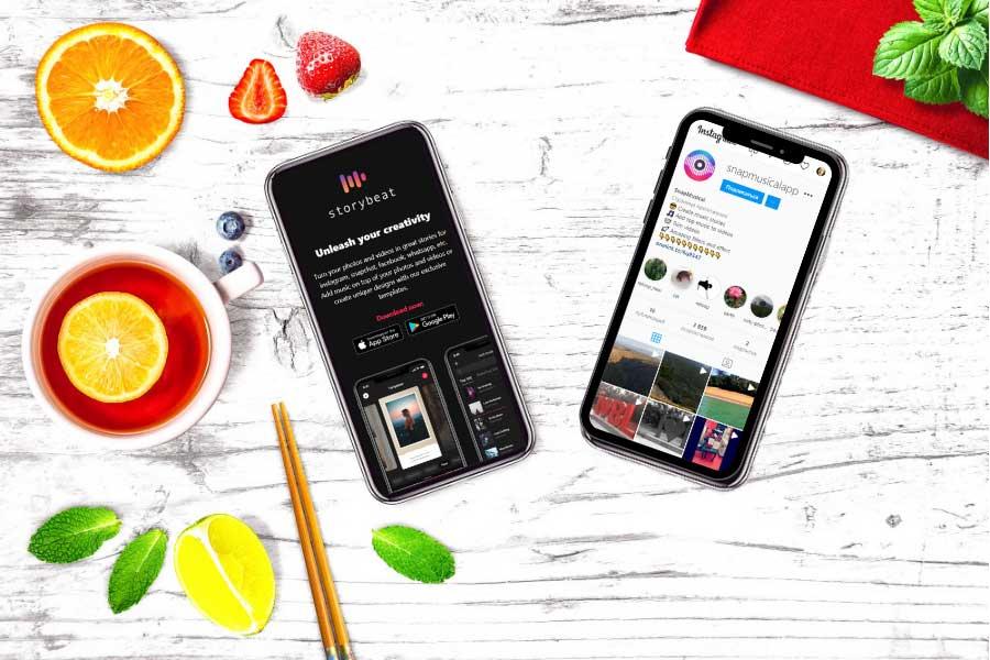 приложения для наложения музыки