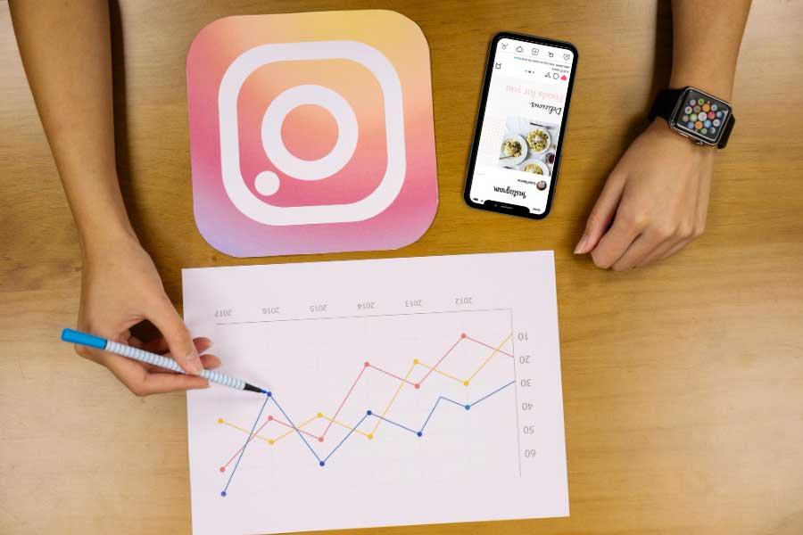 статистика охвата в инстаграм